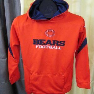 Reebok Chicago Bears Pullover Sweatshirt